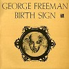 George Freeman - Birth Sign -  Vinyl LP with Damaged Cover
