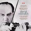 David Oistrakh - Mozart: Violin Concerto No. 3/ Prokofiev: Concerto No. 2 -  180 Gram Vinyl Record