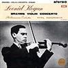 Kiril Kondrashin - Brahms: Violin Concerto -  180 Gram Vinyl Record