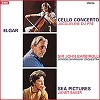 Sir John Barbirolli - Elgar: Cello Concerto/Sea Pictures -  180 Gram Vinyl Record