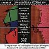 Sir Eugene Goossens - Hindemith Violin Concerto/ Mozart Violin Concerto -  200 Gram Vinyl Record
