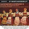 Sir Malcolm Sargent - Prokofiev: Lieutenant Kije Suite / Shostakovich: Symphony no. 9 -  200 Gram Vinyl Record