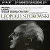 Leopold Stokowski - Wagner -  200 Gram Vinyl Record