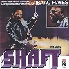 Isaac Hayes - Shaft - Music From The soundtrack -  Vinyl Record