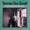 Townes Van Zandt - Live at the Old Quarter -  180 Gram Vinyl Record