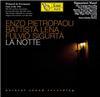 Enzo Pietropaoli - La Notte -  45 RPM Vinyl Record