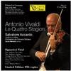 Salvatore Accardo - Vivaldi: Le Quattro Stagioni/Manzini -  180 Gram Vinyl Record