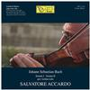 Salvatore Accardo - Bach: Sonata 1&2 -  180 Gram Vinyl Record