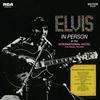 Elvis Presley - In Person At The International Hotel Las Vegas Nevada -  180 Gram Vinyl Record