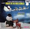 Burl Ives - Rudolph The Red-Nosed Reindeer -  Vinyl Record