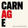 Nick Cave & Warren Ellis - Carnage -  140 / 150 Gram Vinyl Record
