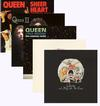 Queen - Set of 5 Titles -  180 Gram Vinyl Record