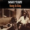 Sonny Terry - Sonny Is King -  45 RPM Vinyl Record