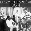 Dizzy Gillespie - Dizzy's Big 4 -  45 RPM Vinyl Record