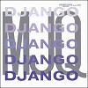 Modern Jazz Quartet - Django -  45 RPM Vinyl Record