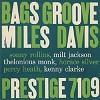 Miles Davis - Bags' Groove -  45 RPM Vinyl Record