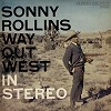 Sonny Rollins - Way Out West -  45 RPM Vinyl Record