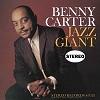 Benny Carter - Jazz Giant -  45 RPM Vinyl Record