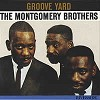 Montgomery Bros. - Groove Yard -  45 RPM Vinyl Record