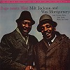 Milt Jackson and Wes Montgomery - Bags Meets Wes! -  45 RPM Vinyl Record