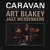 Art Blakey & The Jazz Messengers - Caravan -  45 RPM Vinyl Record