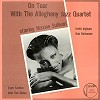 Maxine Sullivan - On Tour with The Allegheny Jazz Quartet -  Vinyl Record