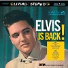 Elvis Presley - Elvis Is Back -  180 Gram Vinyl Record
