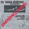 Nina Simone - Emergency Ward! -  180 Gram Vinyl Record