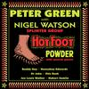 Peter Green Splinter Group with Nigel Watson - Hot Foot Powder -  Vinyl Record