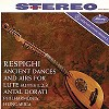 Antal Dorati - Respighi: Ancient Dances and Airs for Lute -  180 Gram Vinyl Record