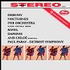 Paul Paray - Debussy: 3 Nocturnes/ Ravel: Daphnes & Chloe -  180 Gram Vinyl Record