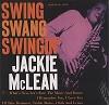 Jackie McLean - Swing Swang Swingin' -  45 RPM Vinyl Record