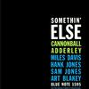 Cannonball Adderley - Somethin' Else -  180 Gram Vinyl Record