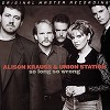 Alison Krauss and Union Station - So Long So Wrong  -  180 Gram Vinyl Record