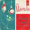 The Mavericks - Christmas Time Is (Coming 'Round Again) -  10 inch Vinyl Record