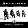 Apocalyptica - Plays Metallica By Four Cellos: A Live Performance -  Vinyl Record & DVD