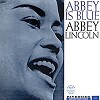 Abbey Lincoln - Abbey is Blue -  Vinyl Record