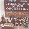 Thelonious Monk - At Town Hall -  Vinyl Record