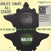 Miles Davis All Stars - Walkin -  Vinyl Record