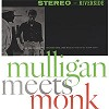 Thelonious Monk and Gerry Mulligan - Mulligan Meets Monk -  Vinyl Record