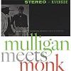 Thelonious Monk and Gerry Mulligan - Mulligan Meets Monk -  Vinyl Record