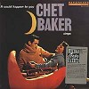 Chet Baker - It Could Happen To You -  Vinyl Record