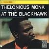 Thelonious Monk Quartet - At the Blackhawk -  Vinyl Record