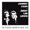Johnny Cash & Jerry Lee Lewis - Sunday Down South -  Vinyl Record