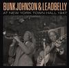 Bunk Johnson & Leadbelly - At New York Town Hall 1947 -  Vinyl Record