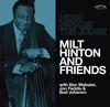 Milt Hinton And Friends - Here Swings The Judge -  Vinyl Record