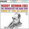 Woody Herman - 1963 -  180 Gram Vinyl Record