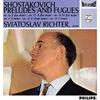 Sviatoslav Richter - Shostakovich: 6 Preludes & Fugues from Op 87 -  180 Gram Vinyl Record