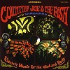 Country Joe & The Fish - Electric Music for the Mind and Body -  180 Gram Vinyl Record