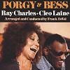 Ray Charles & Cleo Laine - Porgy & Bess -  200 Gram Vinyl Record
